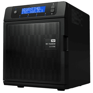 Western Digital NAS Recovery