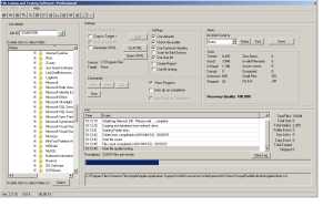 File listing software
